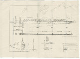 Drawing of Bridge Plan & Profile