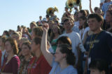 Crowd at Football Game, 2005-08-27