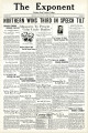 The Exponent, 1937-02-18