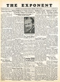 The Exponent, 1937-10-28